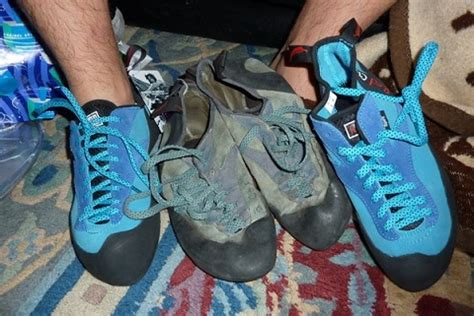 how to wash rock climbing shoes how to clean rock climbing shoes the great outdoors