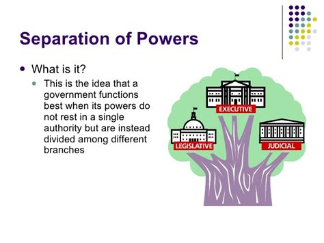 quotes about separation of powers quotesgram
