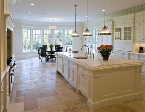 big kitchen island ideas extra large kitchen island designs with black round dining