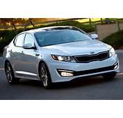 2013 Kia Optima Hybrid Ex Review  Autos Post