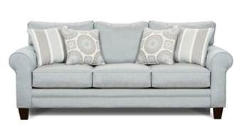fusion furniture grande mist sleeper sofa great american
