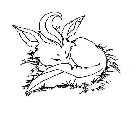 leafeon coloring pages coloring pages