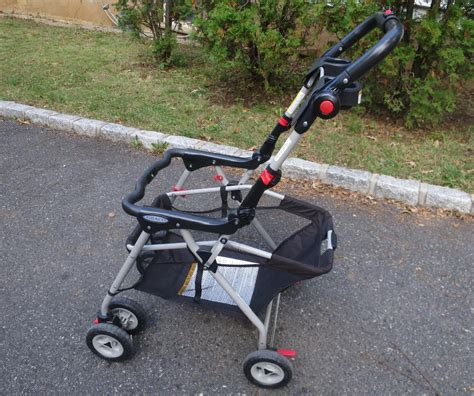 convertible car seat stroller frame graco snugrider elite stroller graco carseat frame how to