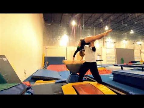 yurchenko layout drills gymnastics learning the yurchenko doovi