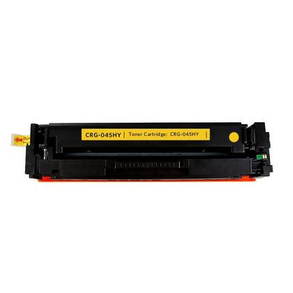 Cartridge Compatible Cp305 Yellow canon 045h 1243c001 compatible yellow toner cartridge high yield 123ink canada