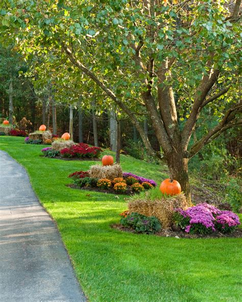 fabulous fall doormat decorating ideas images in landscape