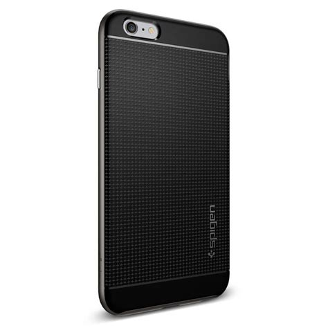 Spigen Neo Hybrid Iphone 6 Plus 6s Plus Satin Silver 2015 spigen 174 neo hybrid sgp11663 iphone 6 plus 6s plus