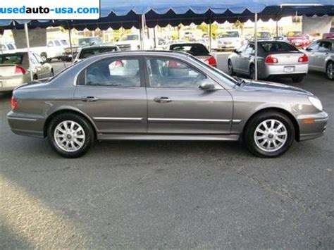car owners manuals for sale 2004 hyundai sonata engine control for sale 2004 passenger car hyundai sonata lx watsonville insurance rate quote price 4995