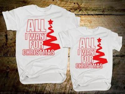 Kaos Natal Merry 004 jual kaos keluarga tambahan koleksi kaos tema natal santa rudolph