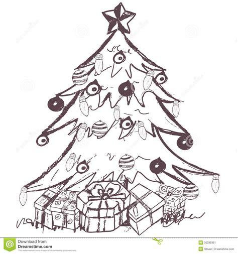 christmas tree stock image image