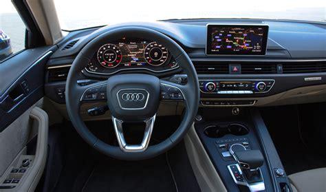Neuer Audi A 4 by Fahrbericht Der Neue Audi A4
