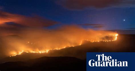 bushfires  nsw  ominous start  summer