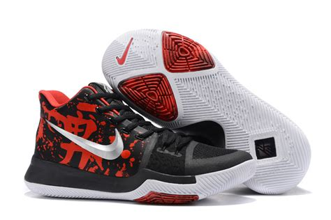 wholesale basketball shoes 2017 cheap nike kyrie 3 samurai wholesale men s