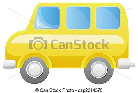 yellow jeep clipart stock illustration of jeep a yellow jeep isolate in a