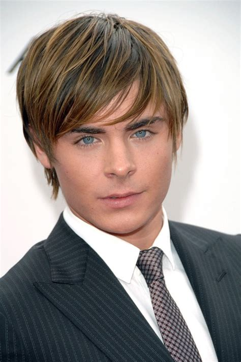 Zac Efron Hairstyle by Zac Efron Hairstyles 20 Best S Hair Looks