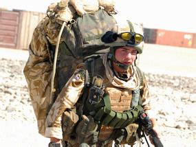 what do marines carry in their packs soldiers suffer injuries from heavy weights