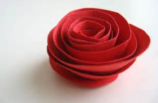 How To Make Easy Paper Flowers - how to make easy paper flowers