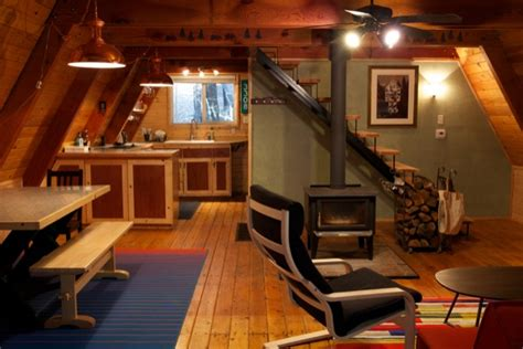 a frame home interiors summer vacation in a tiny cabin a must try experience