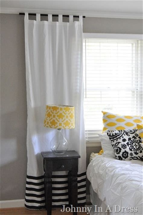 how to lengthen a shower curtain 17 best images about lengthen curtains on pinterest