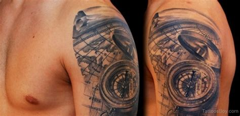 map tattoos tattoo designs tattoo pictures page 9