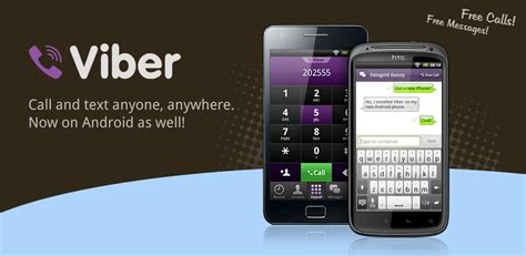 viber android viber free voice calls on your smartphone