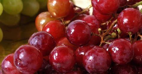 Anggur Merah Segar 1001 manfaat anggur merah