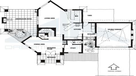 open modern floor plans open modern house plans modern house floor plans houses