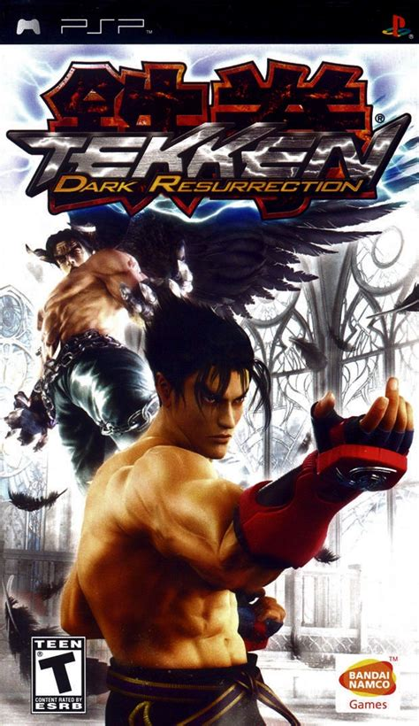 emuparadise tekken 7 tekken dark resurrection usa iso