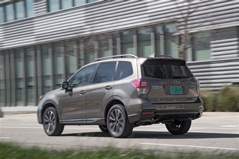 about subaru forester 2017 subaru forester 2 0xt touring test review