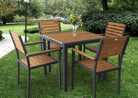 composite garden bench cheap high quality wood plastic composite wpc garden bench for outdoor use and