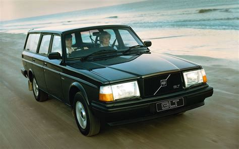 volvo wagon volvo celebrates 40 year anniversary of the volvo 240