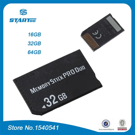 real capacity for psp ms 32gb 64gb memory stick produo memory pro duo card storage for psp 1000