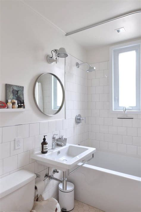 Trax Ceiling Shower Rod by 17 Best Images About For The Bathroom On White