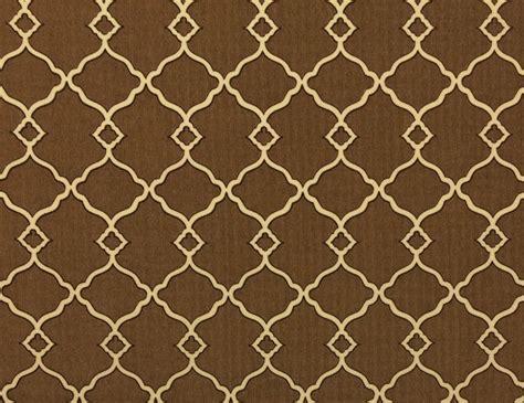 trellis pattern history ballard design arden chocolate brown fretwork trellis