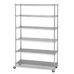 Commercial Bookshelves Member S 6 Level Commercial Storage Shelving Sam S Club