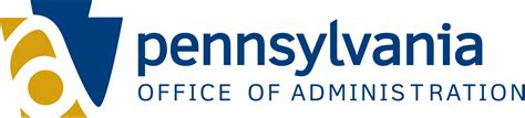 file pennsylvania office of administration logo svg