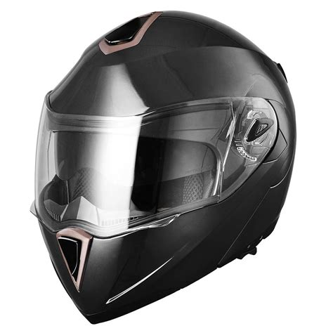 Helm Kyt Flip Up Visor New Dot Flip Up Modular Motorcycle Helmet Dual