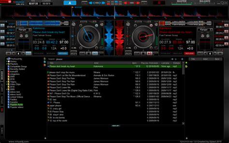 download themes virtual dj virtual dj software djdad s blogs