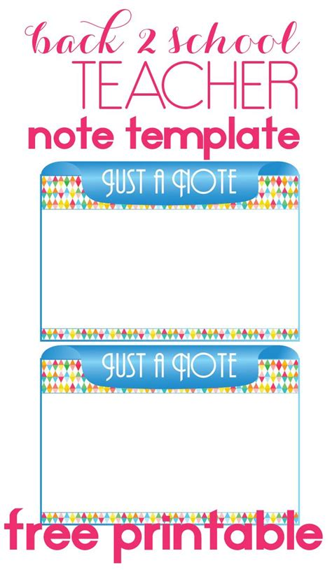 10 Best Ideas About Notes Template On Pinterest Teacher Planner Free Teacher Planner And Templates For Teachers