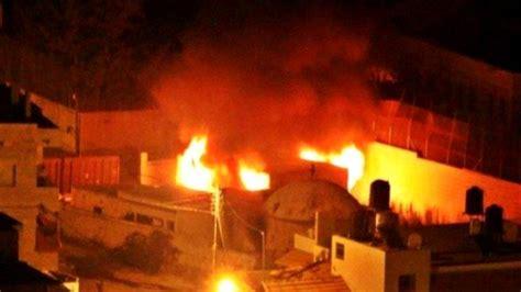 Hebrew U Mba by Diario Palestinos Incendian Tumba De Jos 233