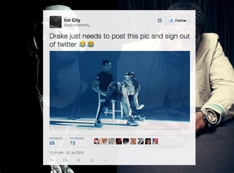 twitter drake so how do you think drake should respond drake vs meek