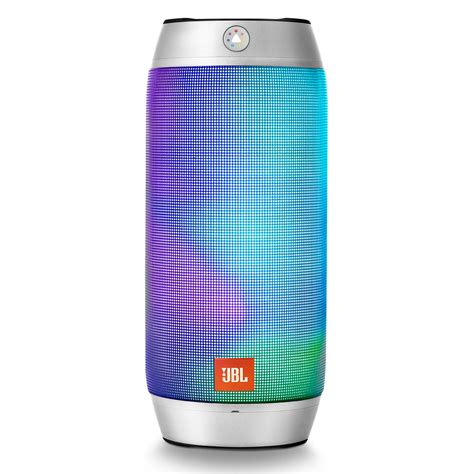 Jbl Pulse Speaker jbl pulse 2 wireless portable speaker silver jblpulse2silus