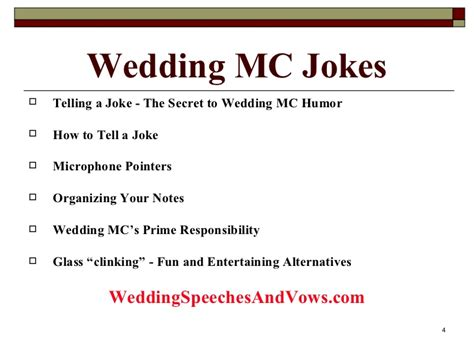 Tell Me This Is A Joke To Wed Picked As Matron Of Honor by Wedding Mc Joke Collection