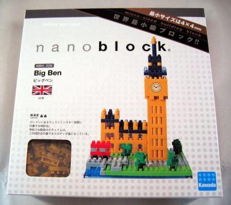 Nbh 029 Big Ben nanoblock big ben