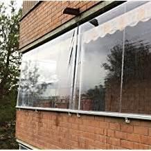 tende trasparenti per balconi it tende balcone trasparenti