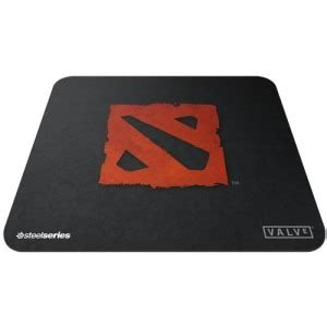 Steelseries Qck Dota 2 Edition 1 mouse pad steelseries qck limited edition dota 2 pc garage