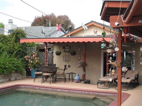 awning los angeles retractable awnings patio covers los angeles ca inter