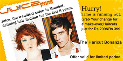 haircut coupons in chennai juice salon pune coupons offers and discounts juice salon