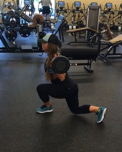 bench lunges 17 best images about workouts with deedee on pinterest