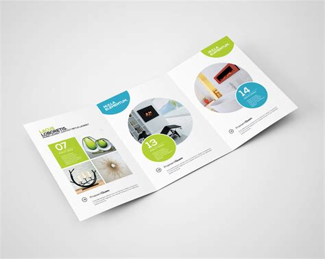 Couture Trifold Travel In Mock by 3xa4 Trifold Brochure Mockup By Toasin Studio